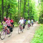 Rowery na szlaku biebrzańskim