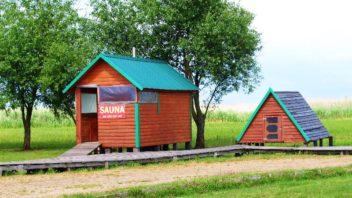 Sauna (ruska bania)