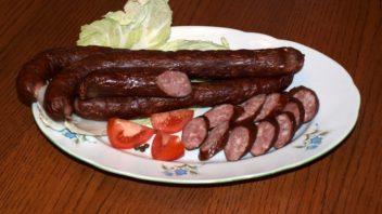 Swojskie wyroby mięsne
