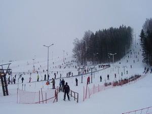 Stoki narciarskie- Szelment