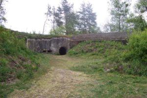 carska twierdza osowiec fortyfikacje bunkry schrony biebrza