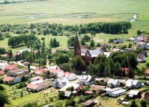 Kościół św. Jakuba Apostoła w Sztabinie