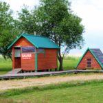Sauna (ruska bania) nad Biebrzą Sztabin