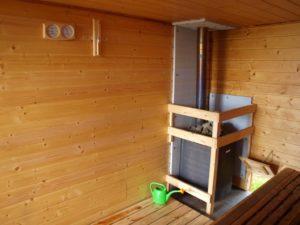 Sauna ruska bania Biebrza Sztabin