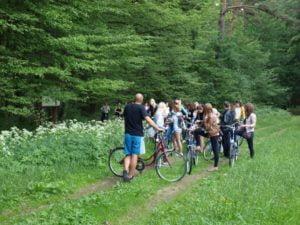 sciezka edukacyjna las lesniczowka trzyrzeczki biebrza