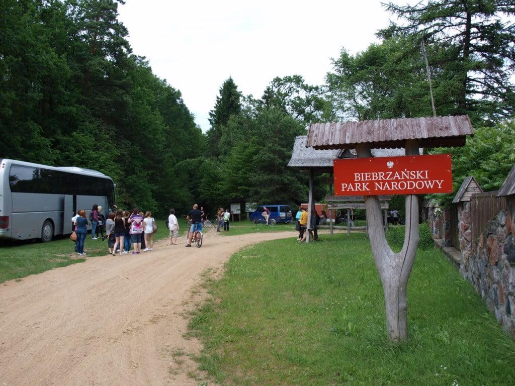 Ścieżka edukacyjna Las - Leśniczówka Trzyrzeczki