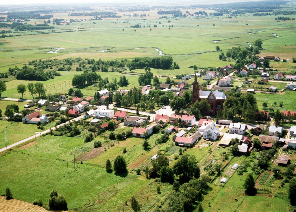 Sztabin - Gmina Sztabin - Rzeczpospolita Sztabińska