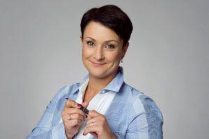 Agnieszka Lis pisarka w Biebrza24