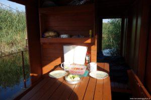 Śniadanie na tratwie