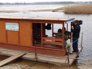 Po Dunajcu łodzią, a po Biebrzy tratwą - TVN Meteo
