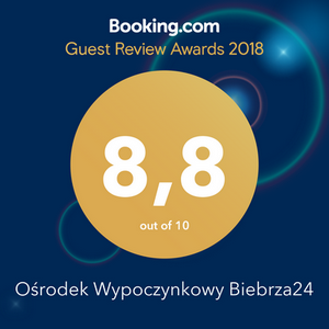 booking.com opinie biebrza24