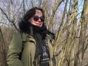 Dorota Zielińska - przewodnik po Biebrzy i Podlasiu