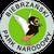 Biebrzański Park Narodowy. Logo mapa